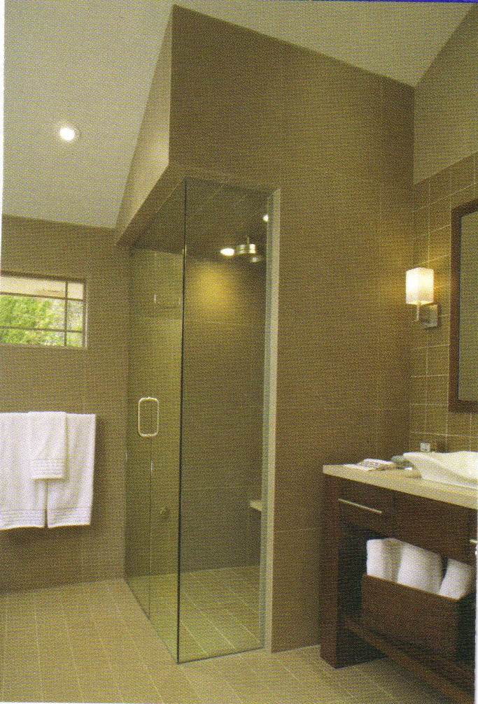 Unique Bathroom Shower Designs